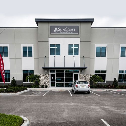Lakewood Ranch Donor Center